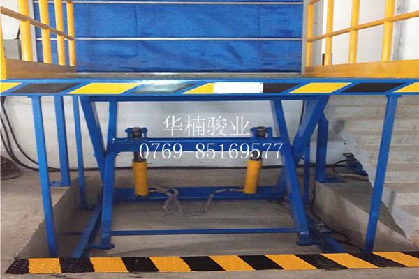 液压剪叉式升降平台的安全装置及主要用途