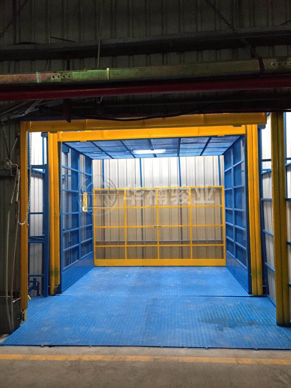 升降机厂家华楠骏业谈绿色液压技术发展
