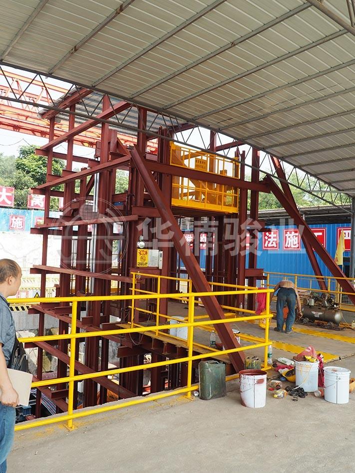 做好施工升降机维护工作可提高设备效率