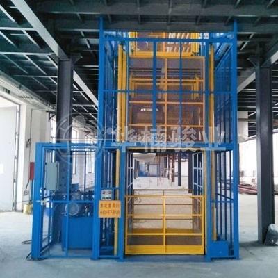 钢结构阁楼直顶式升降台系列
