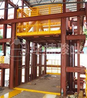 施工升降机的安全使用规则