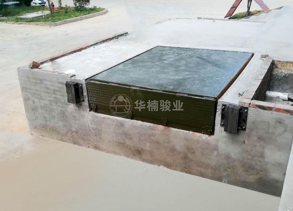 装卸货物登车桥类型有哪些?