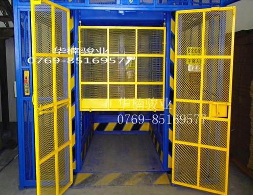 建筑施工升降机防护门技术要求