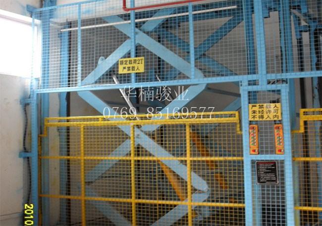 使用升降货梯过程中存在的安全问题