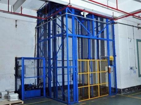 如何正确选择升降货梯和供应商