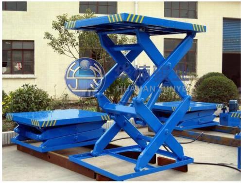 谈谈液压升降平台焊接结构生产工艺