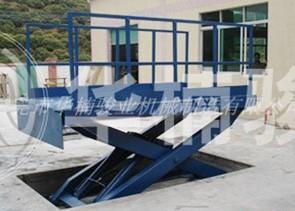 装车升降平台使用过程中安全注意问题