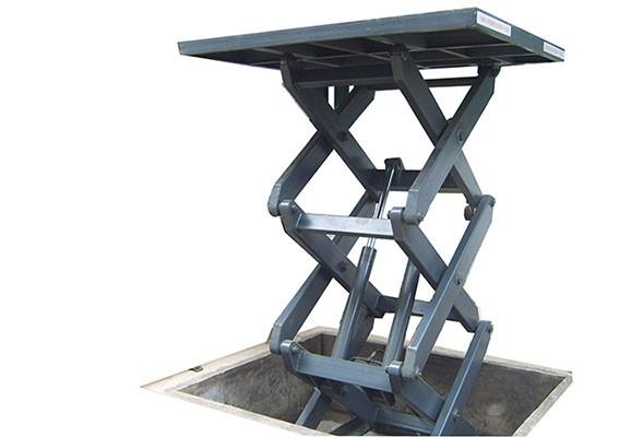 固定式液压升降平台出现噪音原因及解决办法