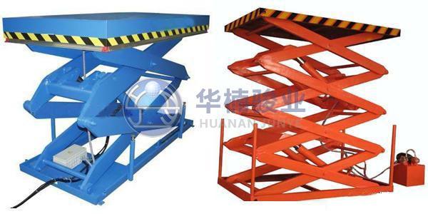 升降台,广东地区的固定式升降平台发展影响市场