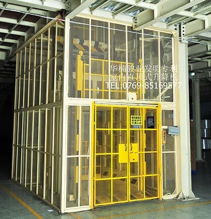 液压泵在液压升降机系统中的原理作用