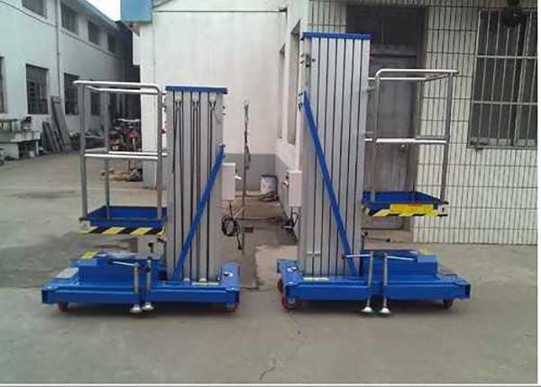 简易升降机操作使用安全规范