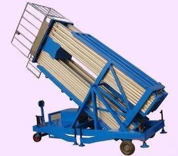 双桅铝合金升降机厂家提供专业的高空作业设备