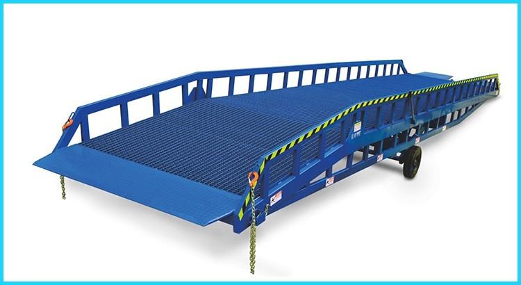 15吨移动式登车桥价格